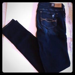 NWT Abercrombie 10L 30x33 Super Skinny jeans